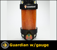 Air Sentry Guardian Series with Gauge